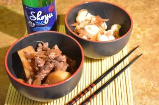 Japans stoofpotje met rundvlees