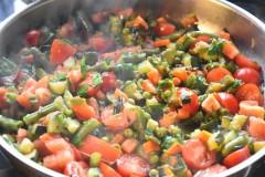 Pasta groentensaus (Sugo di Verdure)